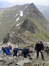 Lake District 3,000ers challenge - all 4 ountains over 3,000 feet in England - tougher than the 3 peaks challenge